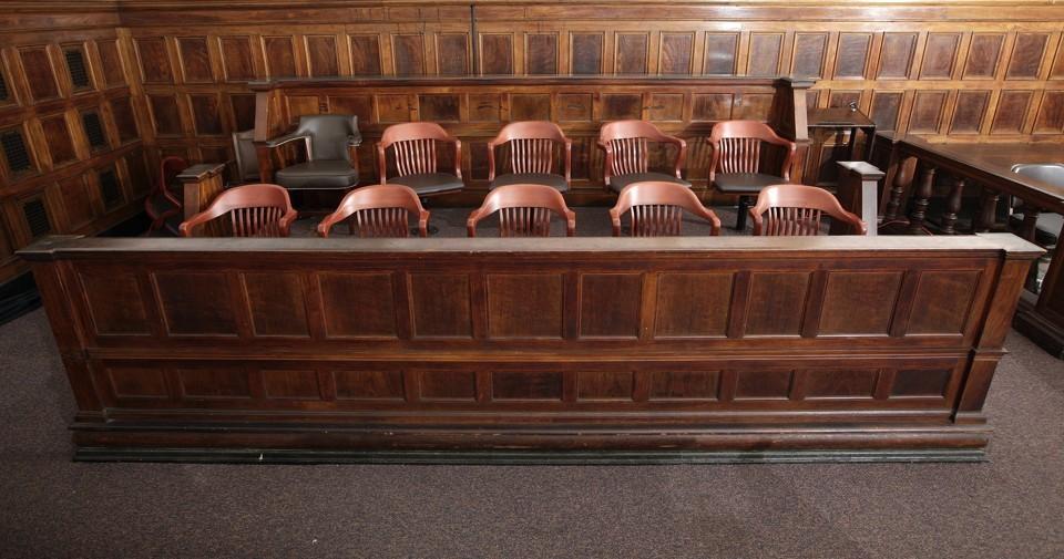 Criminal Jury Trial Manual photo